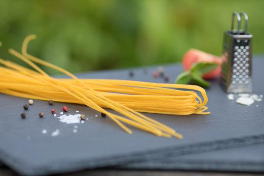 Hausgemachte 6-Eier Spaghetti von der Werkovits Nudelmanufaktur
